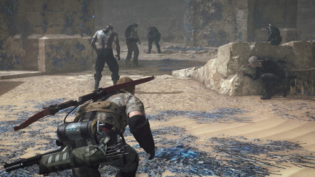 Metal Gear Survive wird wohl ein Always-Online Titel