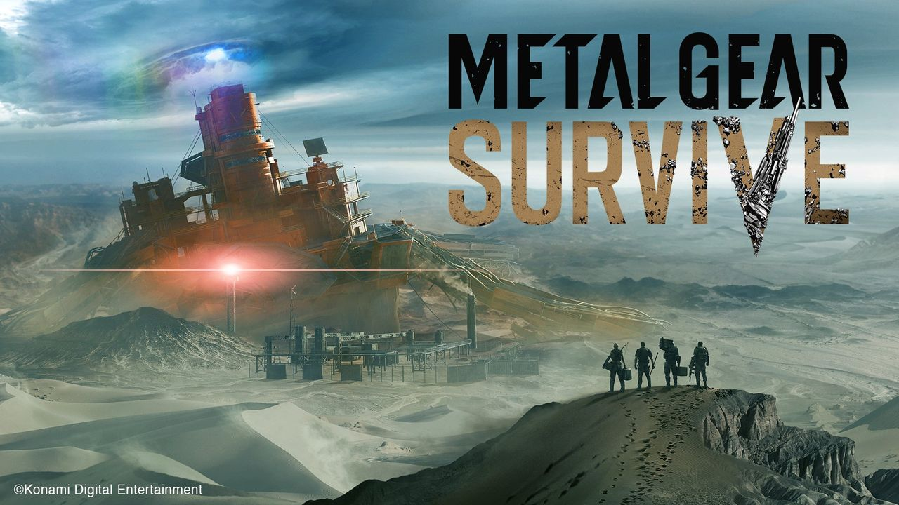 Konkurrenz für Call of Duty's Zombiemodus: Metal Gear Survive erhält einen Releasetermin!