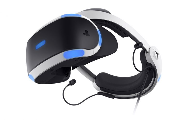 Sony kündigt verbessertes PlayStation VR-Headset an