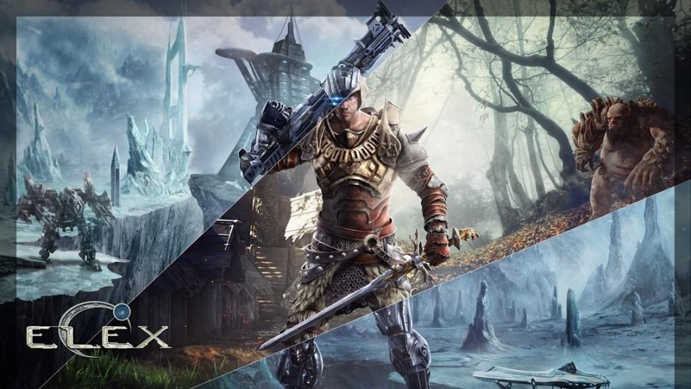 Cover Elex PS4