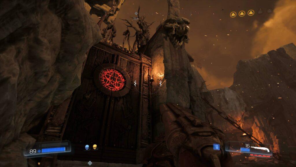 Doom auf der Switch Screenshot Cerealkillerz