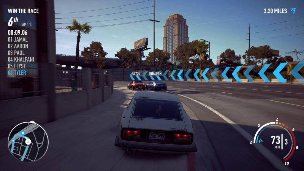 Aaron Paul Need for Speed Screenshot PS4 Cerealkillerz