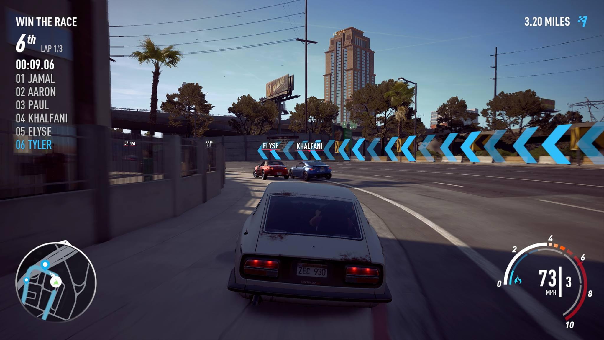 Need For Speed Payback Ps4 Review Der Alles Nichtsknner Aaron Paul Screenshot Cerealkillerz