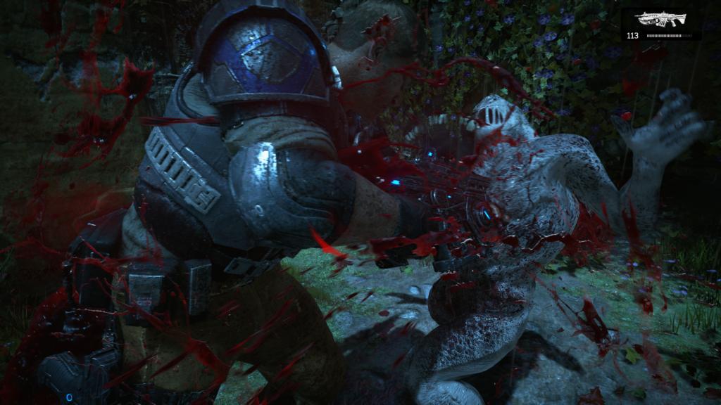 Gears of War 4 Xbox One X Screenshot Cerealkillerz
