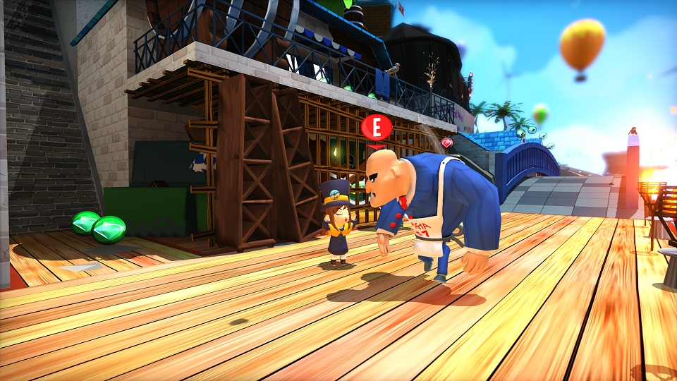 A Hat in Time PC Screenshot