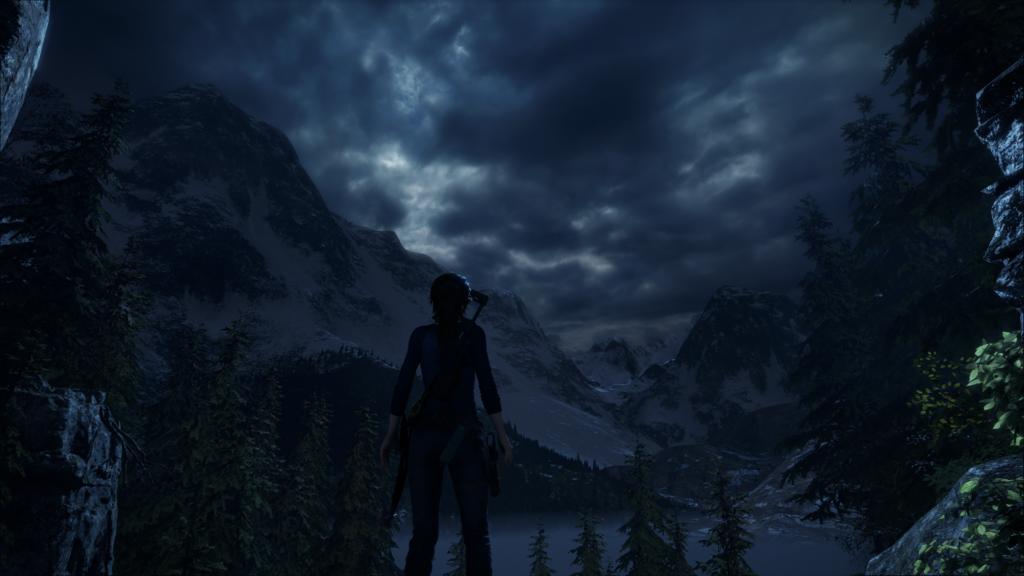 Rise of the Tomb Raider Xbox One X 4K Screenshot Cerealkillerz