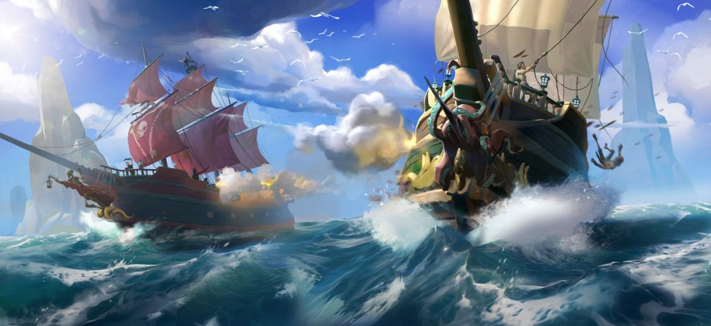 Sea of Thieves Cover Art Cerealkillerz