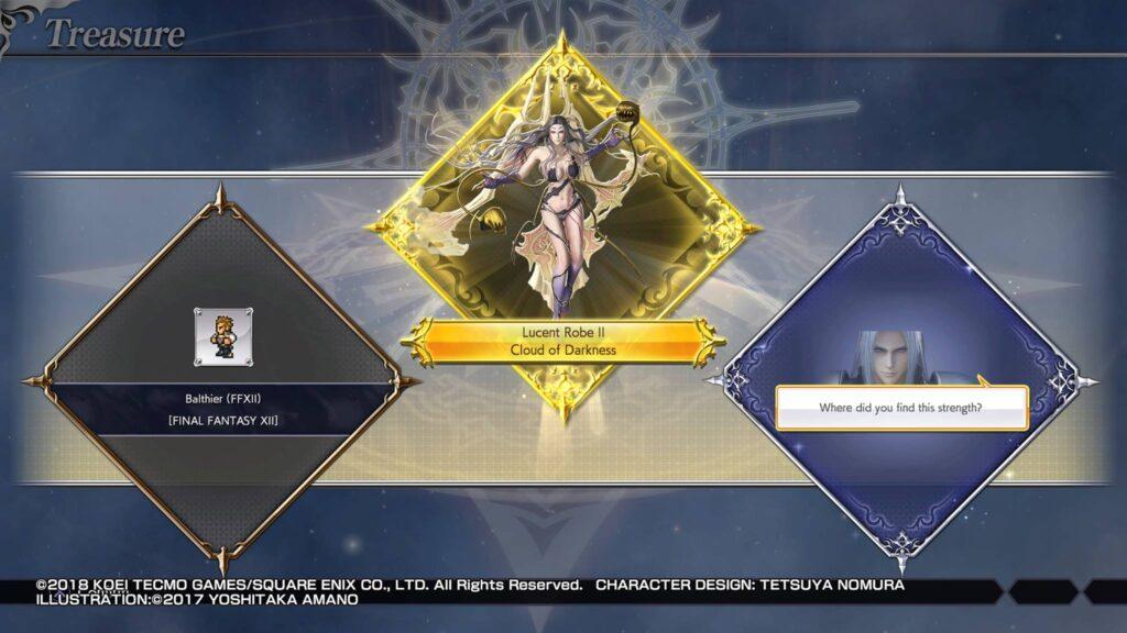 Belohnung In Game Microtransaction Final Fantasy