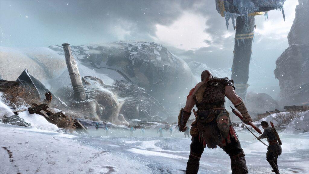 E3 Screenshot God of War 2018 Cerealkillerz