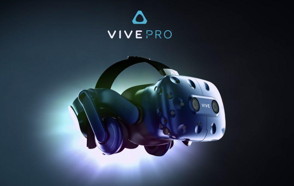 CES 2018: HTC stellt neues Upgrade des Vive-Headsets vor