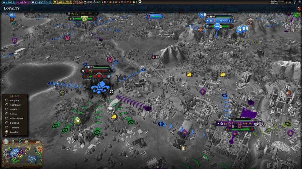 Civilization 6 Kampf Sequenz Review