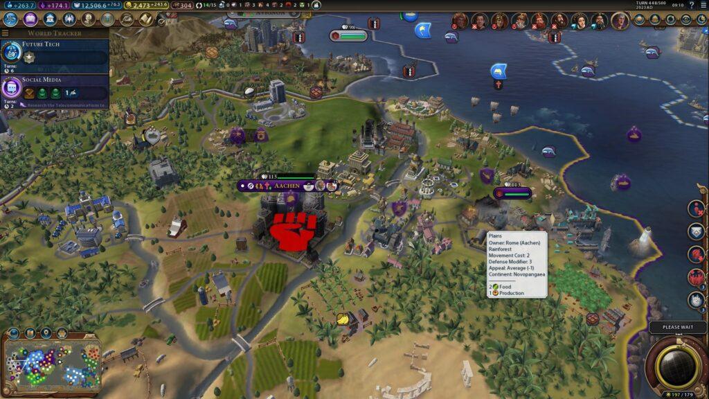 Civilization 6 6 DLC Screen Cerealkillerz
