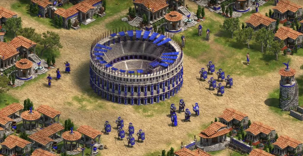 Screenshot Age of Empires HD Cerealkillerz
