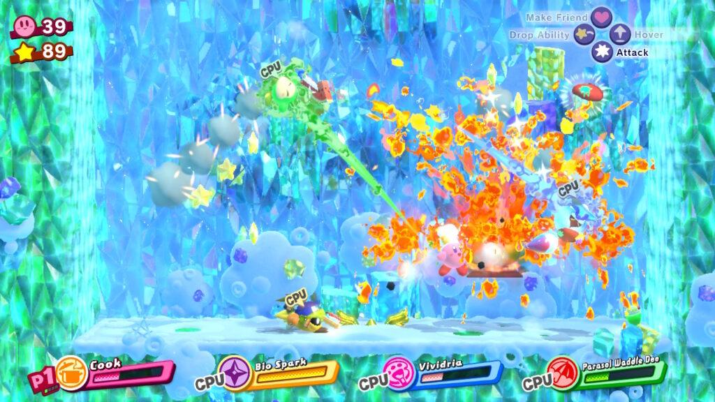 Nintendo Switch Koch Kirby