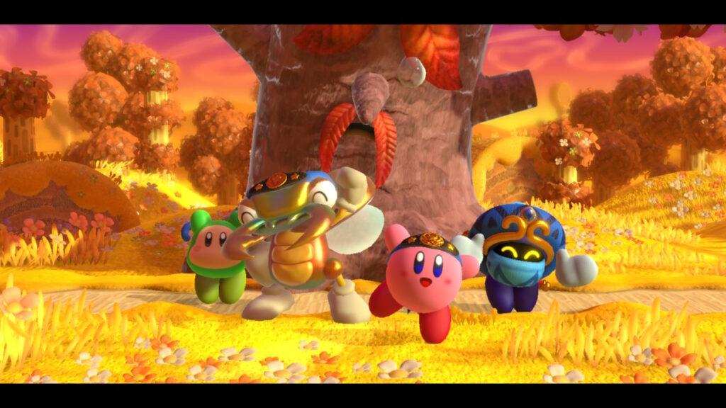 Kirby Star Allies Nintendo Switch Cerealkillerz Screenshot