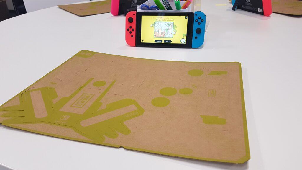 Vorschau Bild Nintendo Labo Pappe Cerealkillerz