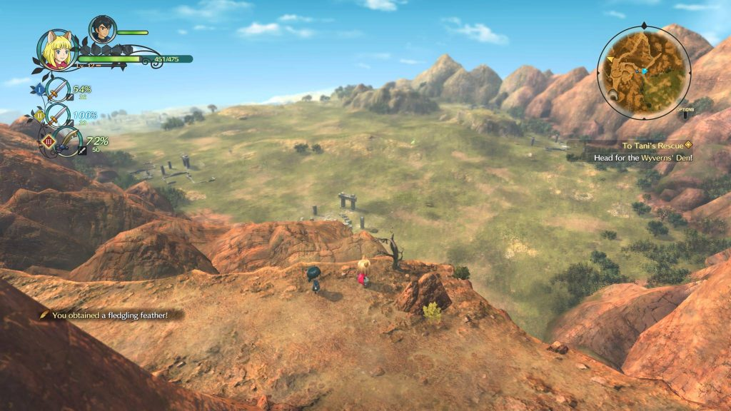 Screenshot Ni No Kuni 2 PS4 Pro Cerealkillerz