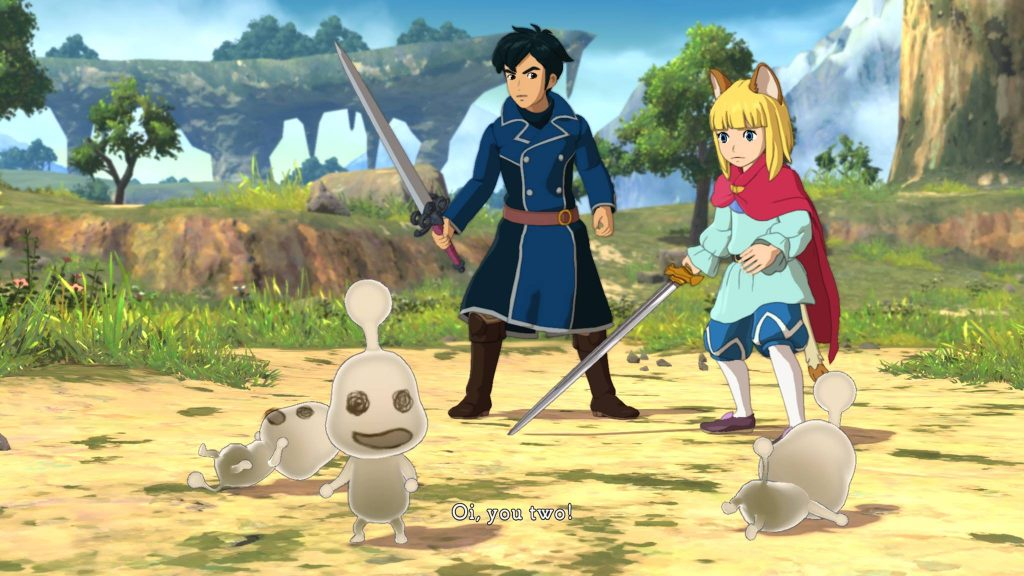 PS4 Pro Higgledies Ni No Kuni 2 Cerealkillerz Review