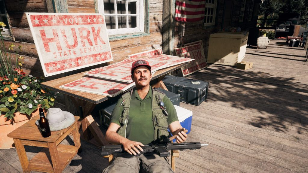 Redneck Far Cry 5 Vote Screenshot Cerealkillerz