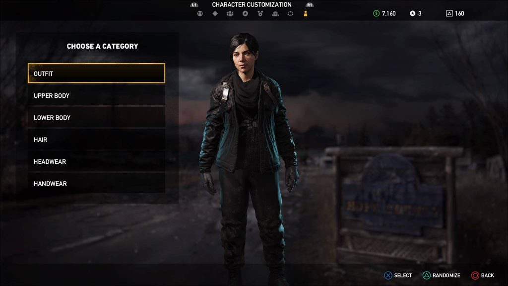 Charakter erstellen Far Cry 5