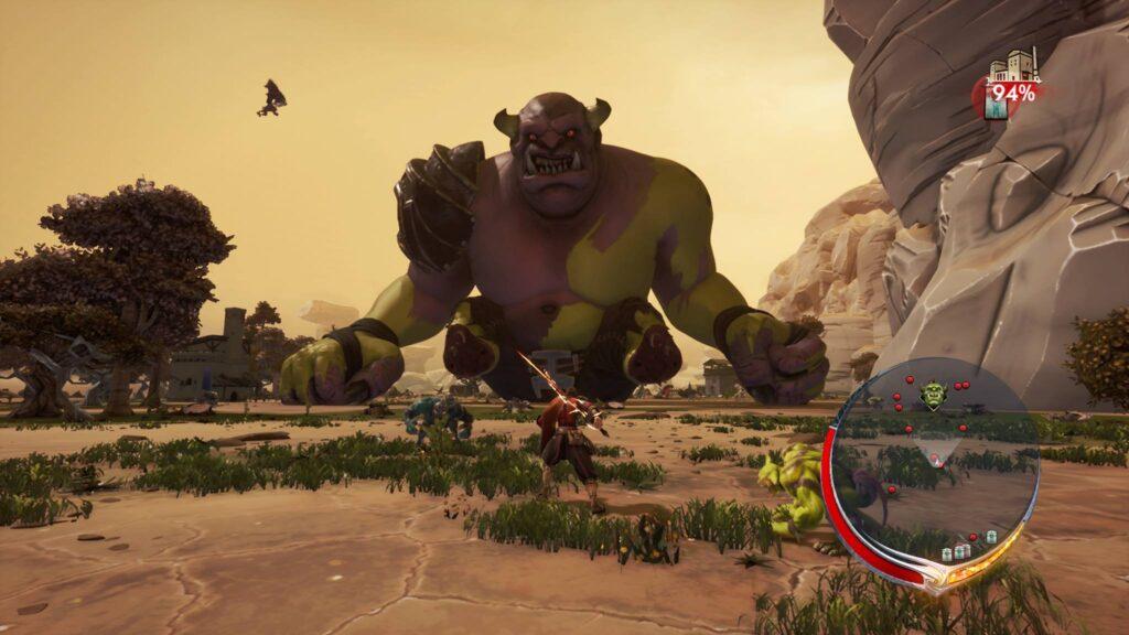 PS4 Pro EXTINCTION Screenshot Cerealkillerz