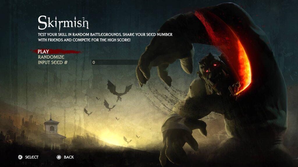 Extinction Skirmish Screenshot PS4 Pro
