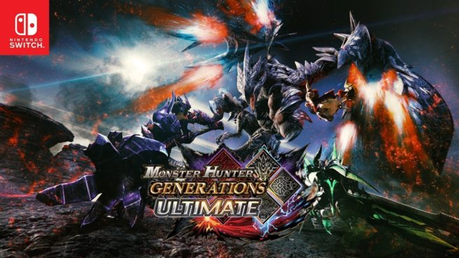 Monster Hunter Generations Ultimate erscheint im Sommer für Nintendo Switch