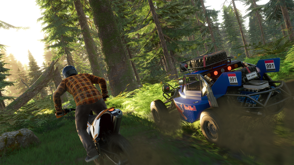 Screenshot The Crew 2 Off-Road