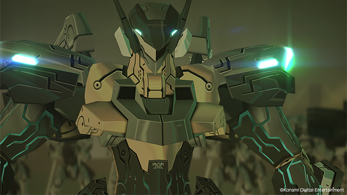 PS VR Zone of the Enders