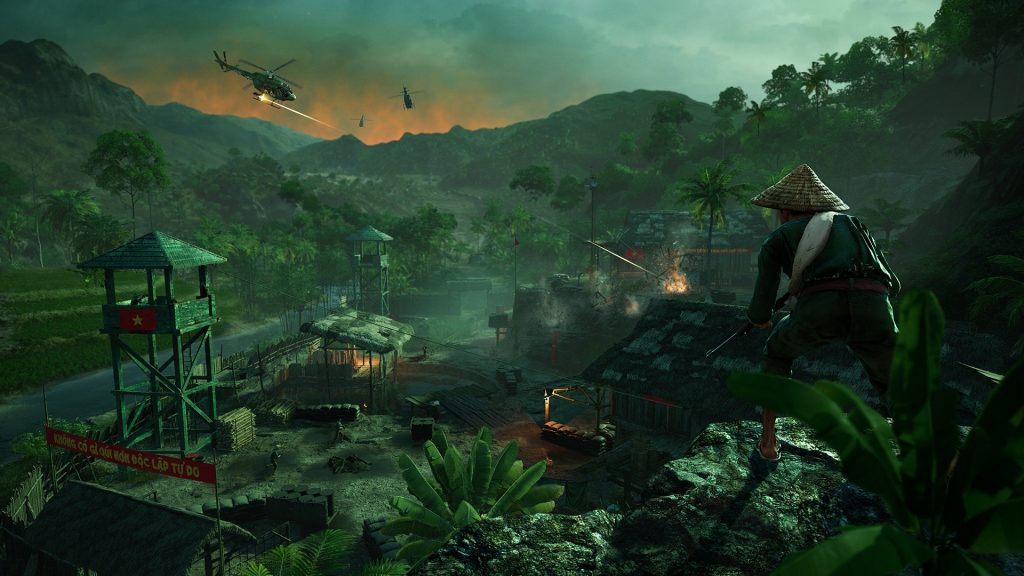 Far Cry Hours of Darkness Vietnam DLC