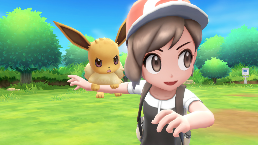 Pokemon Go Nintendo Switch