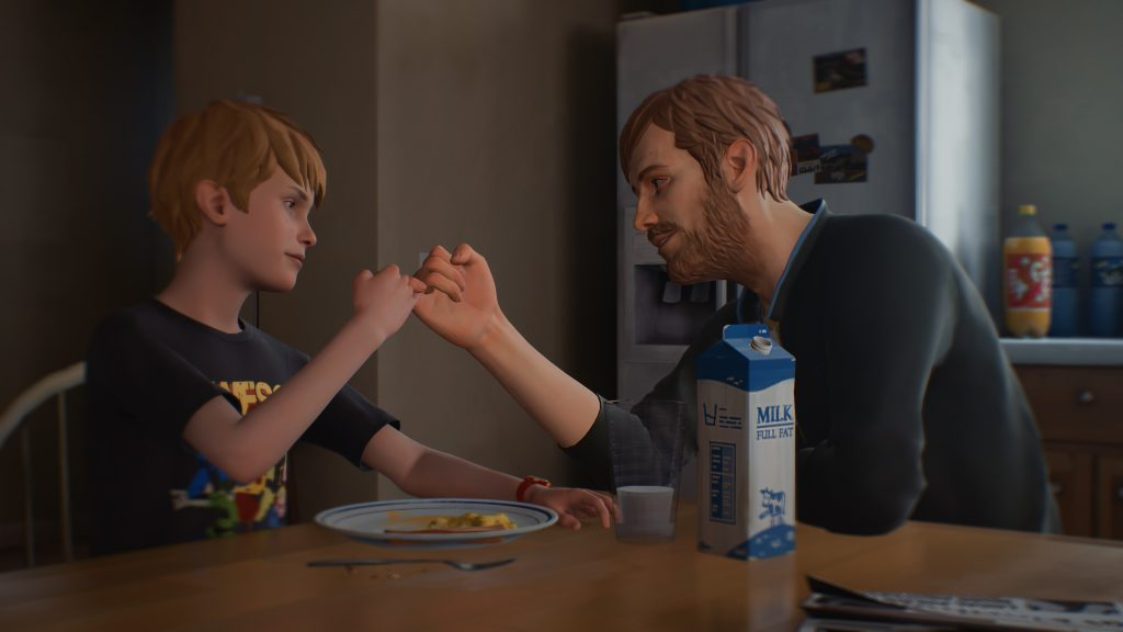 Captain Spirit Screenshot PS4 E3