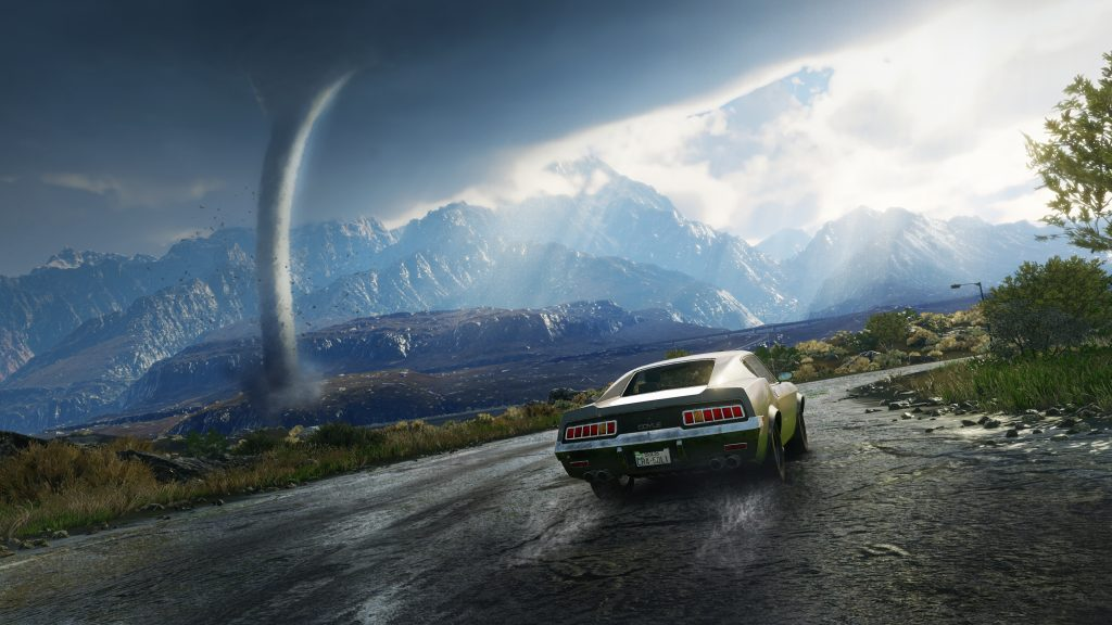 Just Cause Chaos Tornado E3