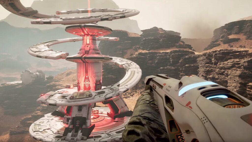 Lost on Mars Far Cry 5 DLC Wallpaper