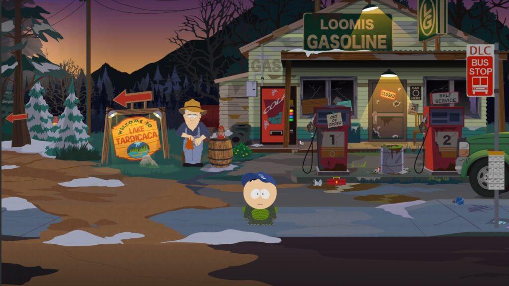Screenshot South Park DLC