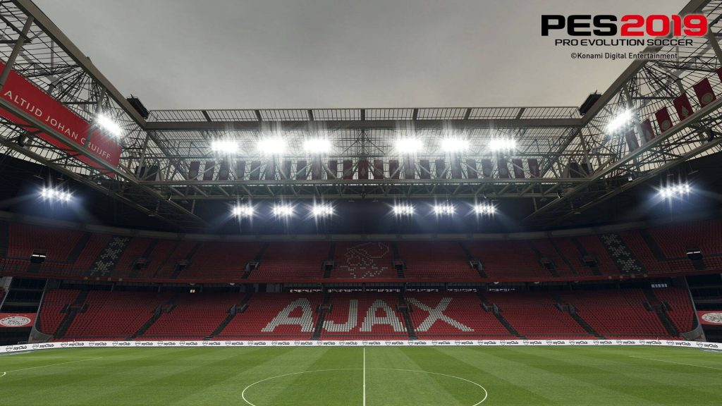 PES 2019 Stadion