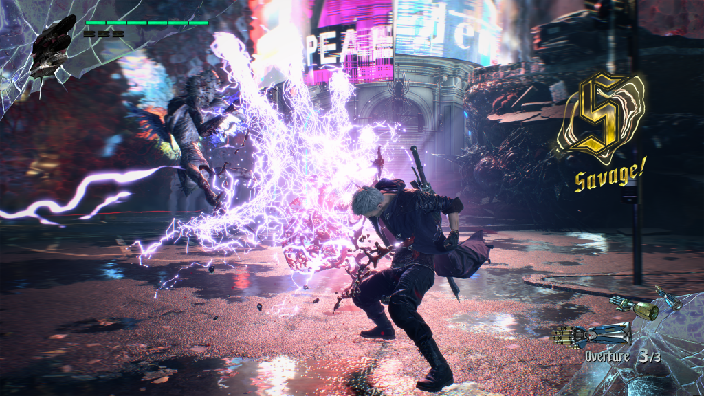 Combo Screenshot DMC5