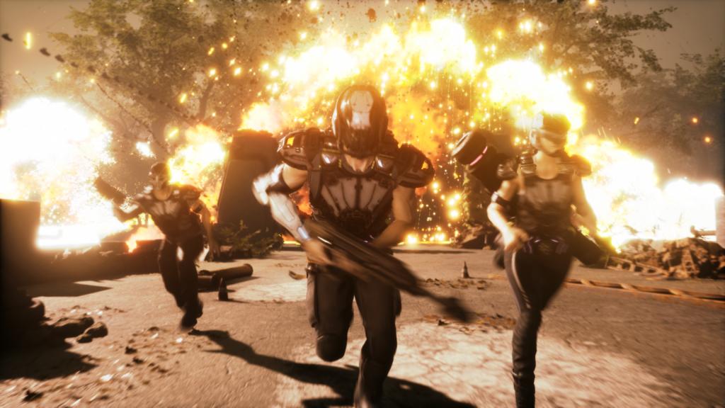 Gamescom 2018 Stormdivers