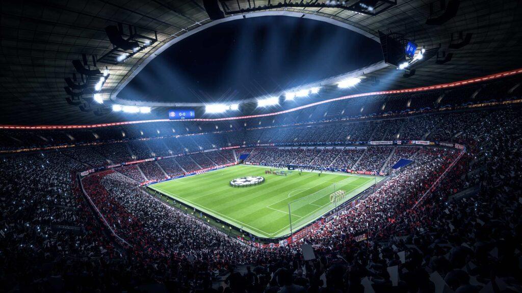 Bayern gegen Juventus Turin FIFA 19