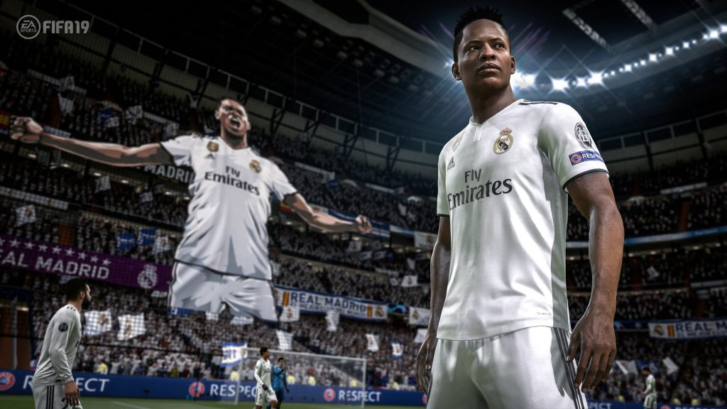 FIFA 19 Alex Hunter PS4 Screenshot