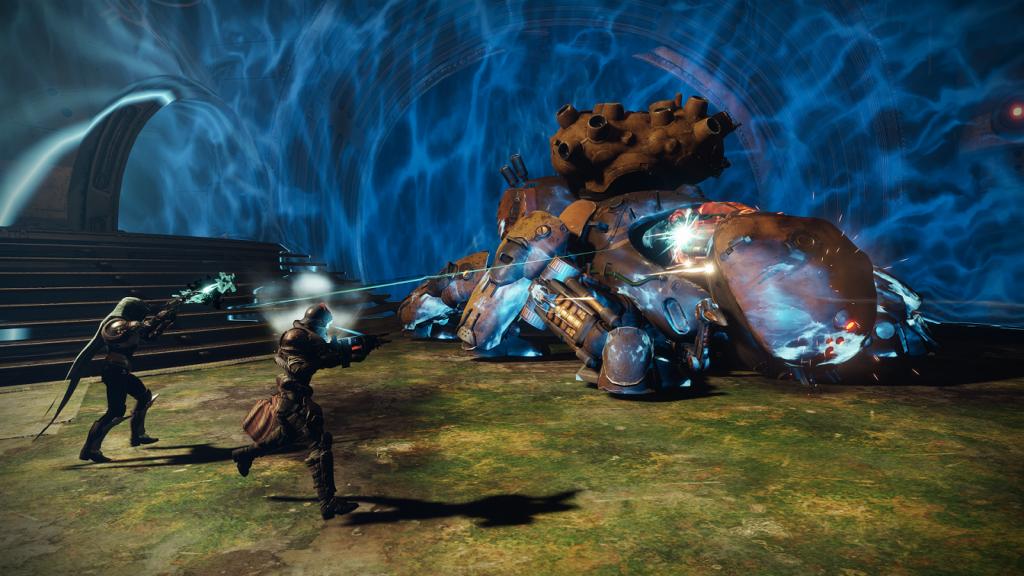 Spider Enemy Destiny 2 Forsaken