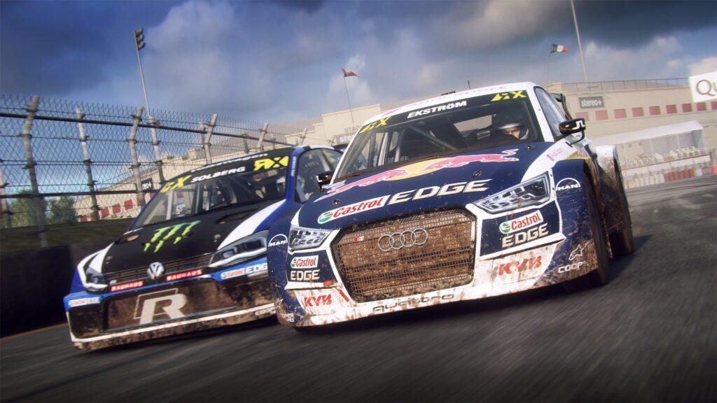 Audi RX Dirt Rally 2 Screenshot