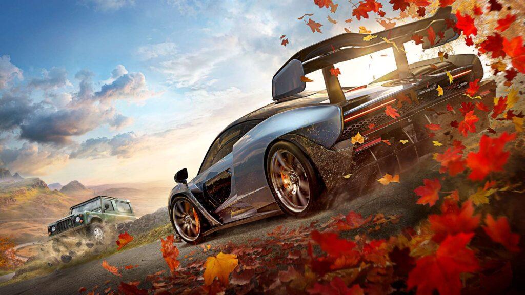 Cover Forza Horizon 4 Wallpaper