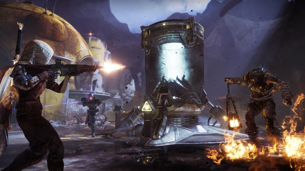 Gambit Modus Forsaken Destiny 2