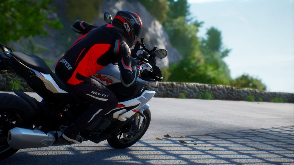Garda See Ride 3 Motorrad Screenshot