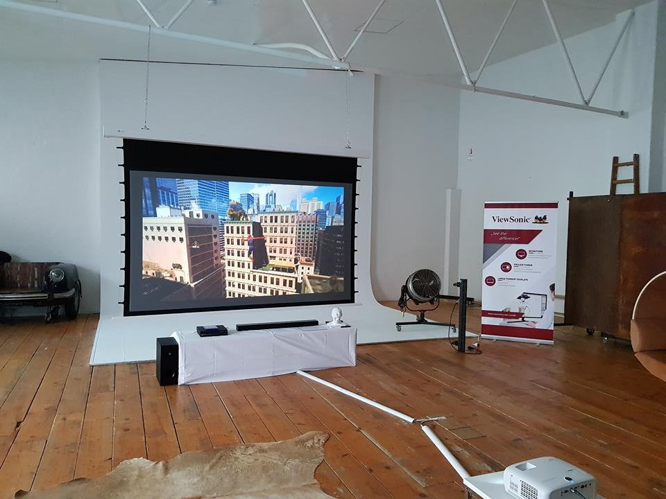 Kino Leinwand ViewSonic Celenox