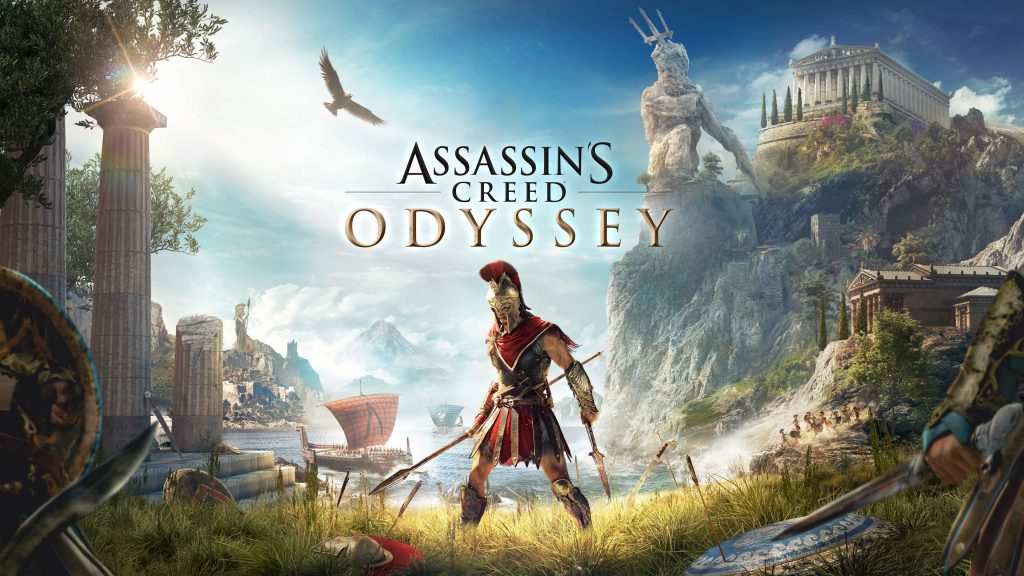Assassin's Creed Odyssey Cover Wallpaper