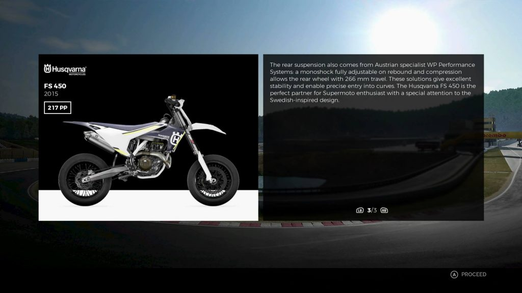 RIDE 3 Review Screenshot Motorrad