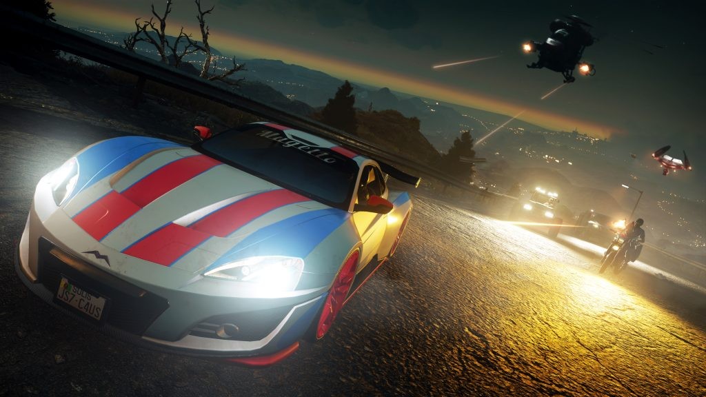 Screenshot Just Cause 4 Review