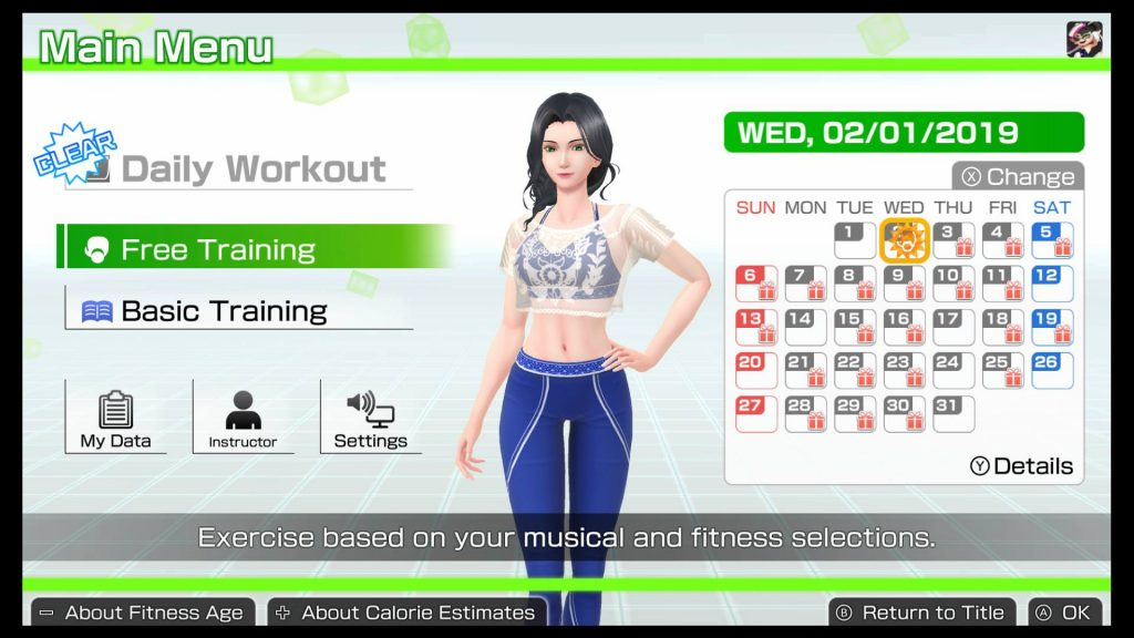Fitness Boxing Screenshot Review Nintendo Switch